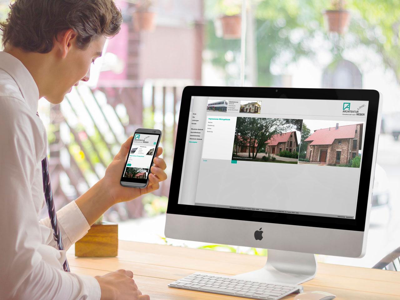 Architektur gesellschaft weber ab sofort mobile friendly - Trend mobel oldenburg ...
